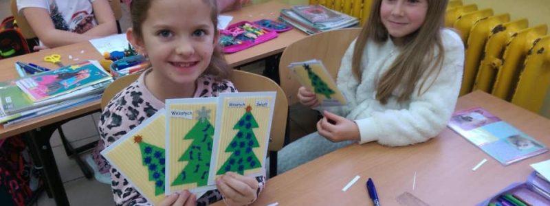 1b i kartki świąteczne dla Żołnierzy Podziemia